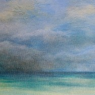 Storm Over The Sound 12x36 Limited Edition Giclee